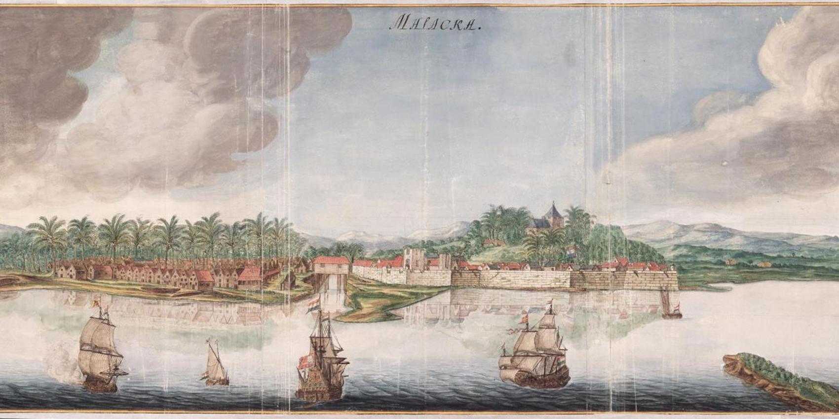 Malacca, capitale mondiale des épices