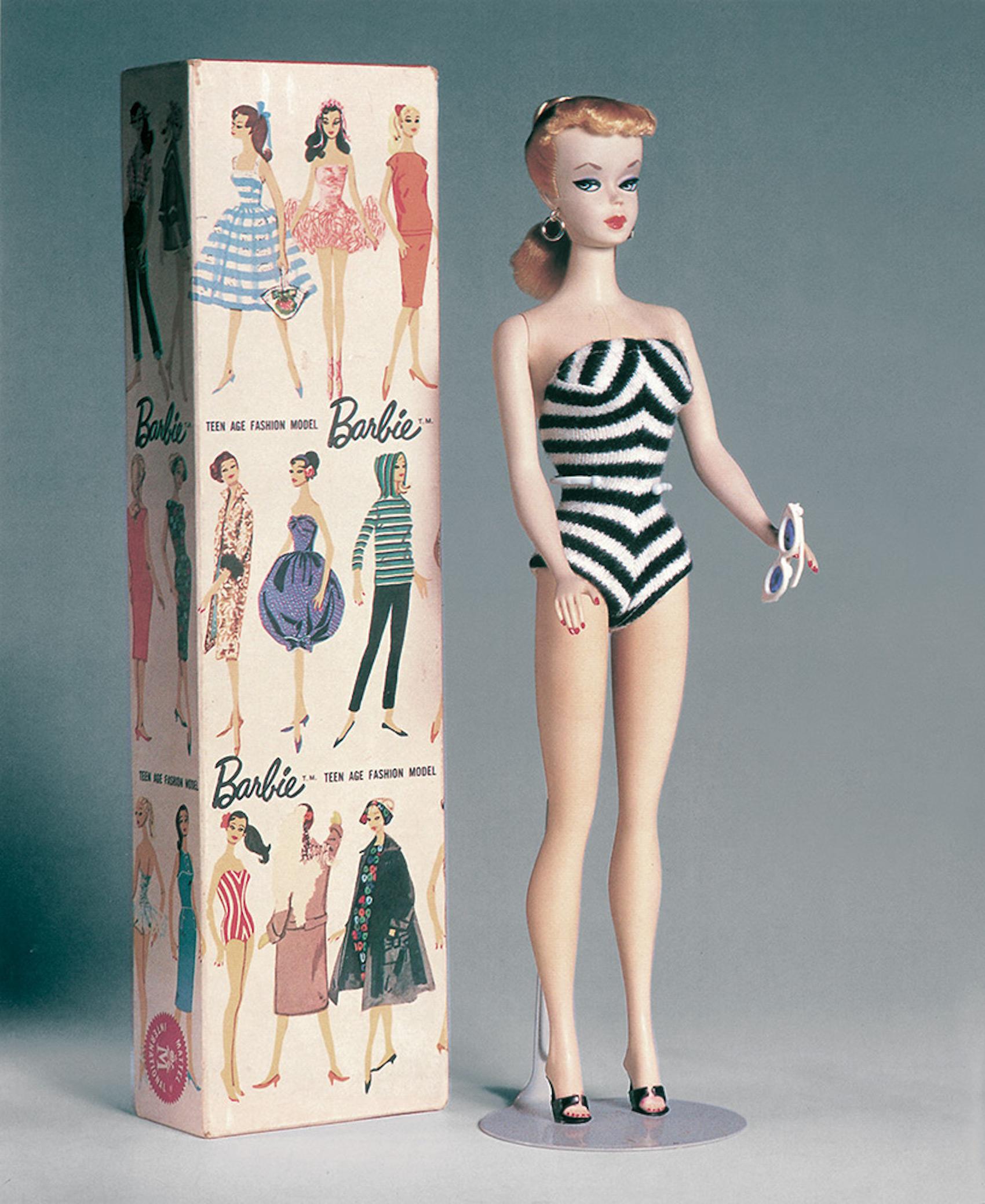 Ruth Handler, la créatrice de la poupée Barbie