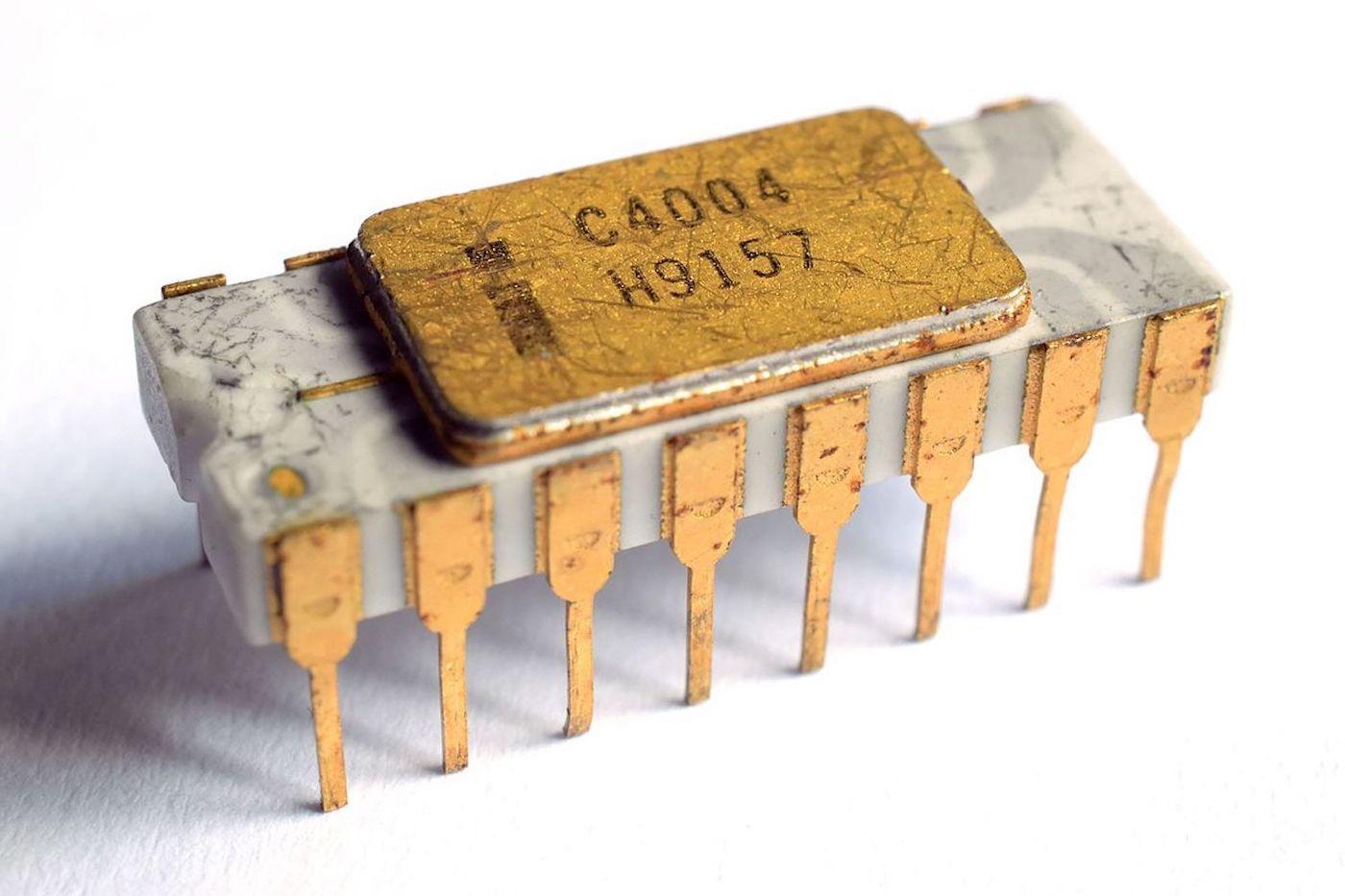 Ted Hoff et le microprocesseur, les coulisses d'une révolution technologique