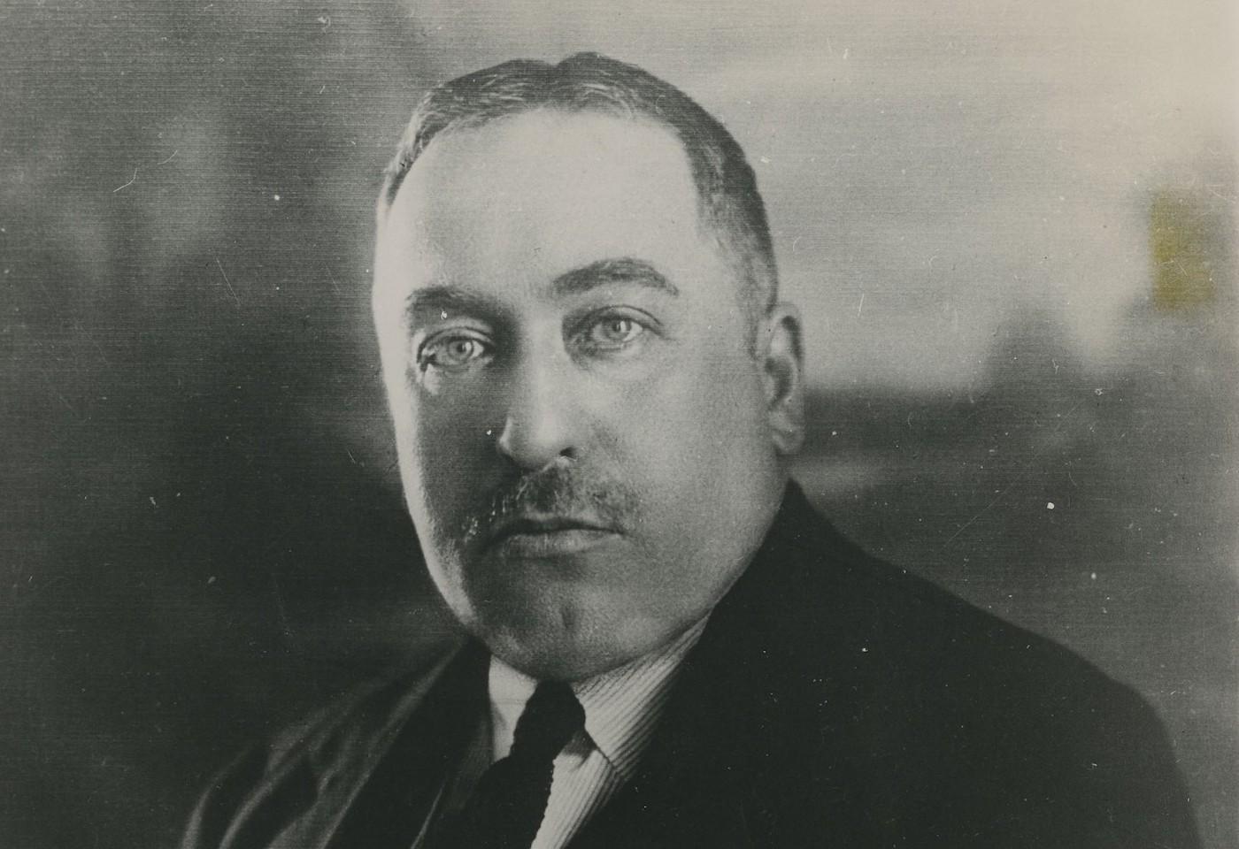 Horace Finaly, histoire d'un grand banquier