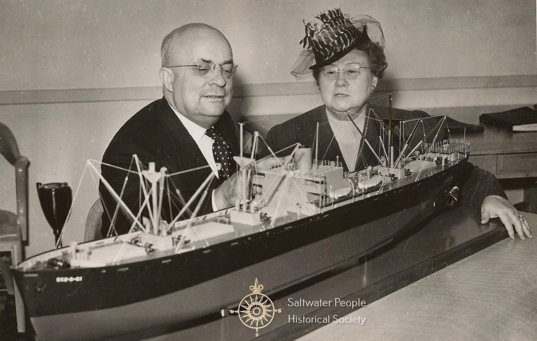 Henry J. Kaiser, le Liberty Ship et la révolution de la construction navale