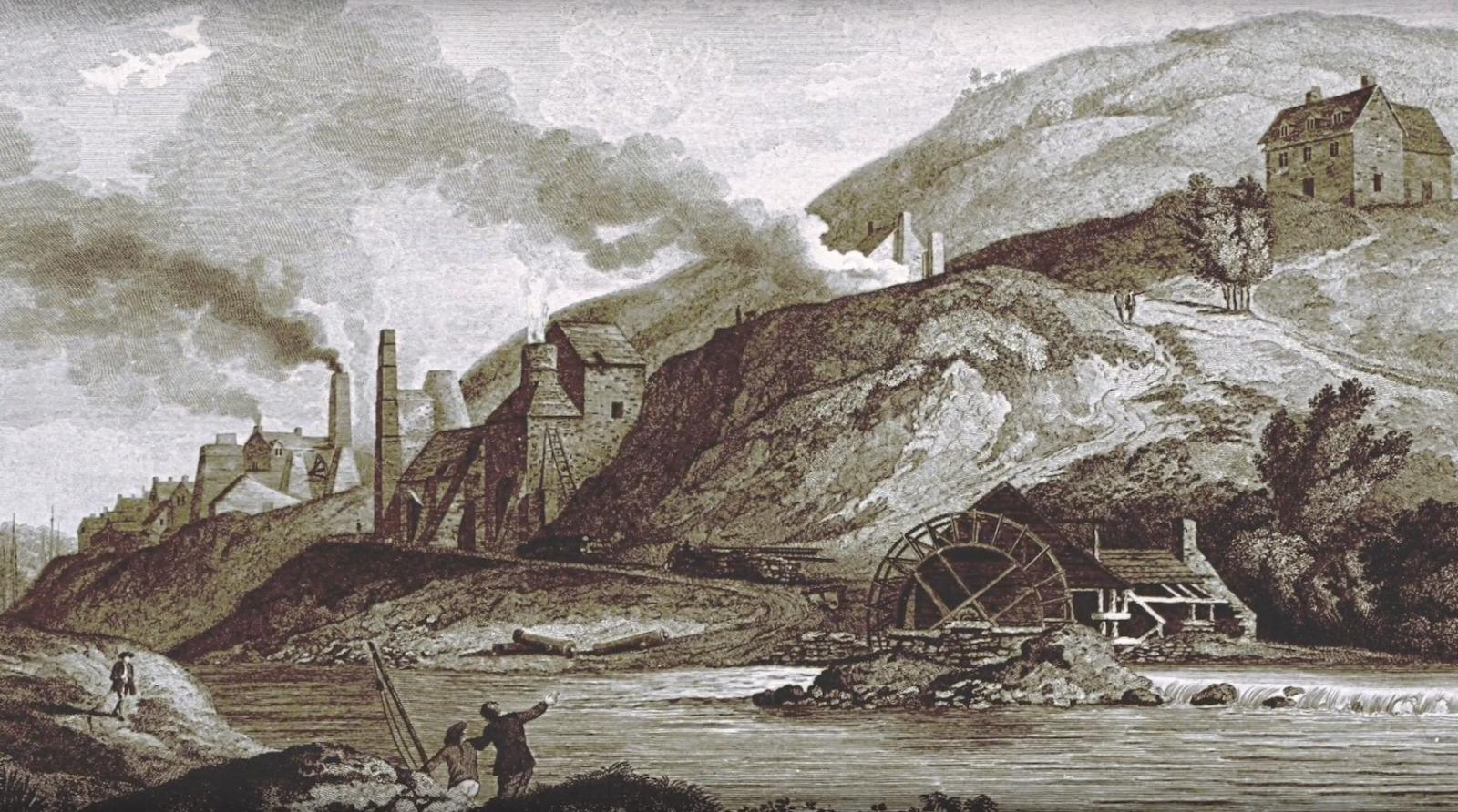 Abraham Darby, le Quaker qui rendit possible la révolution industrielle
