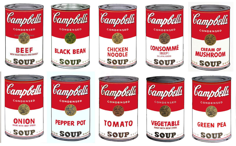 John Thompson Dorrance et la célèbre soupe en boîte Campbell
