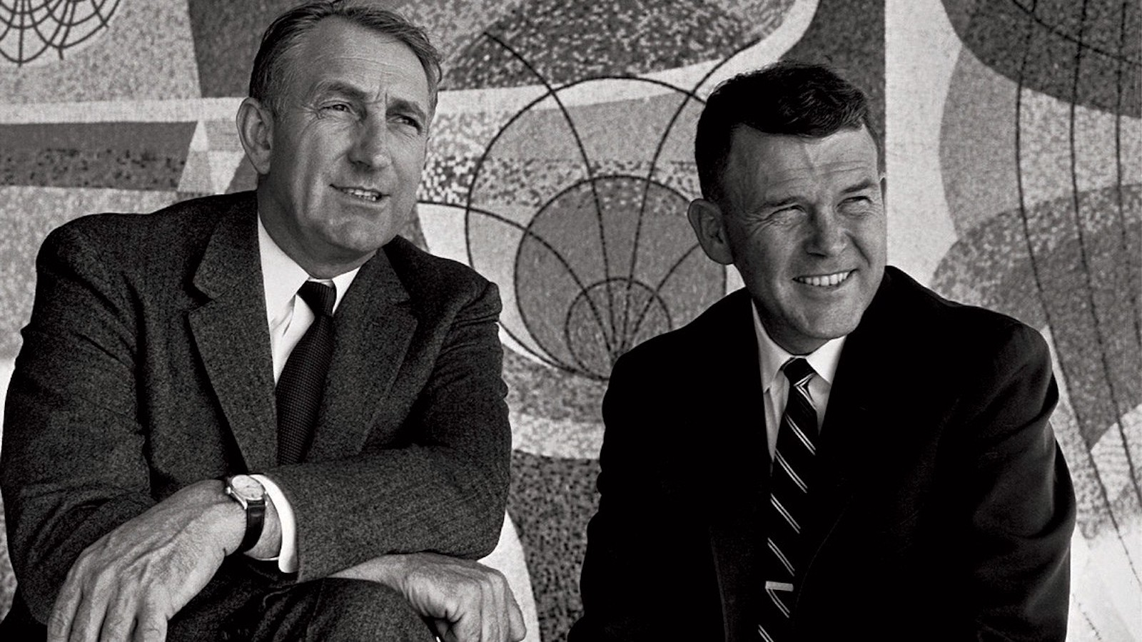 Bill Hewlett et David Packard, le binôme génial de l'informatique