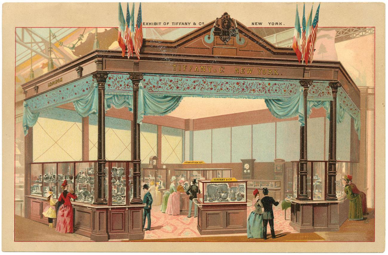 Charles Tiffany, de la boutique de souvenirs à la haute joaillerie