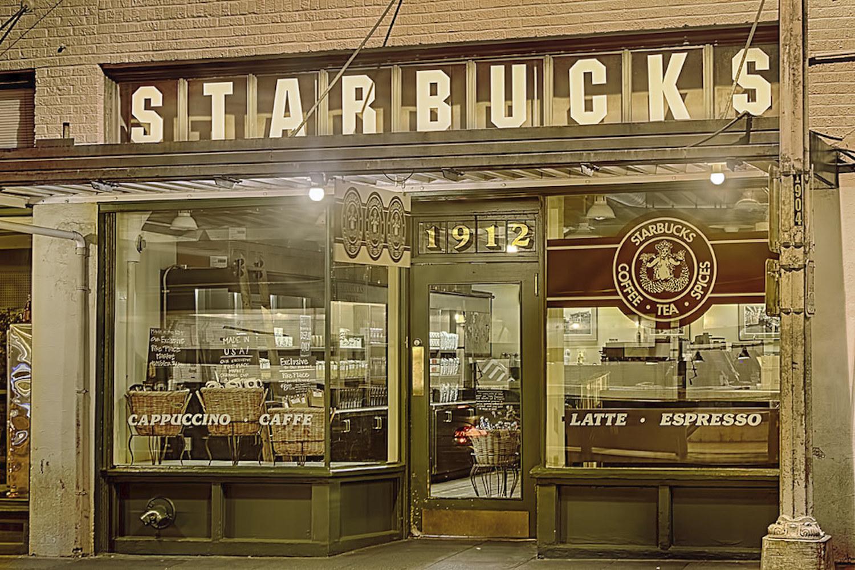 Les fondateurs et le manager ou comment l'histoire de Starbucks a commencé