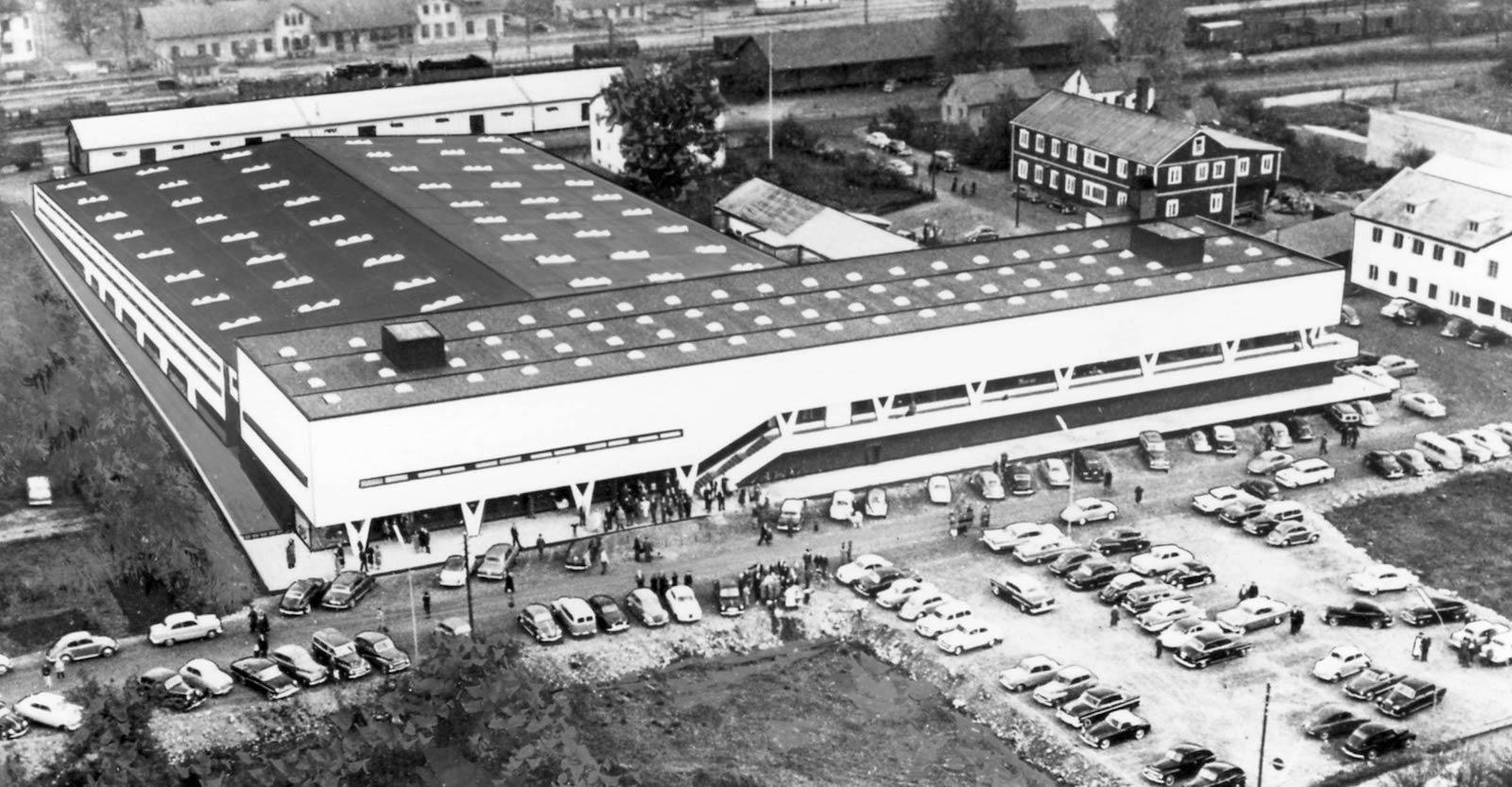 Ingvar Kamprad et la saga d'IKEA