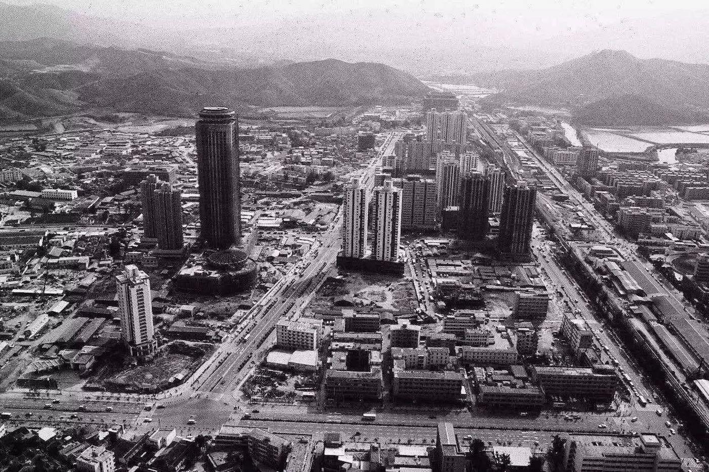 Shenzhen 1978,  la révolution capitaliste de la Chine