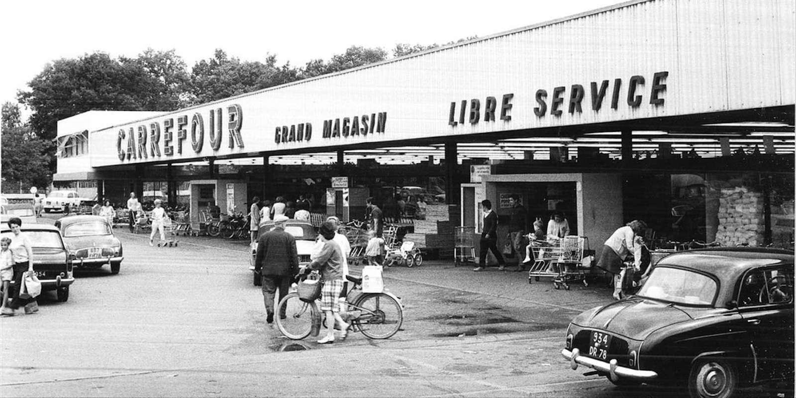 Marcel Fournier et l'invention de l'hypermarché