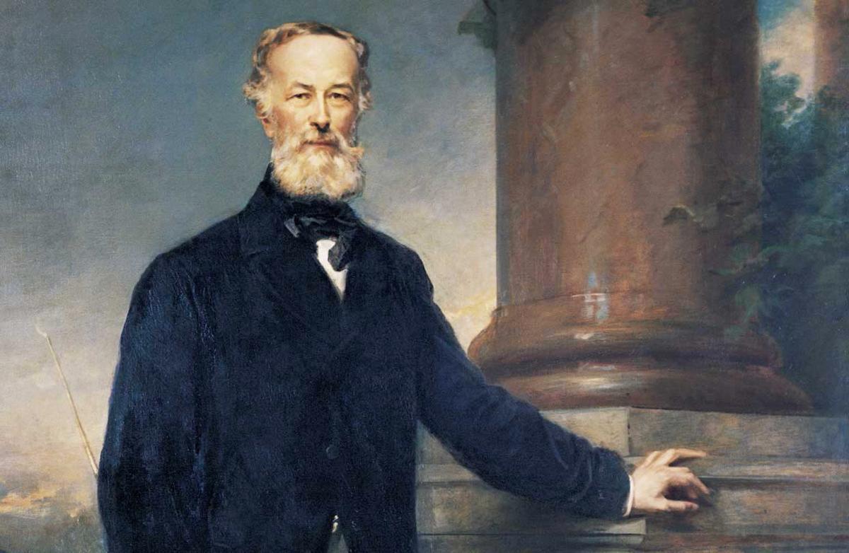 Alfred Krupp, Essen et ses canons : naissance d'un empire industriel