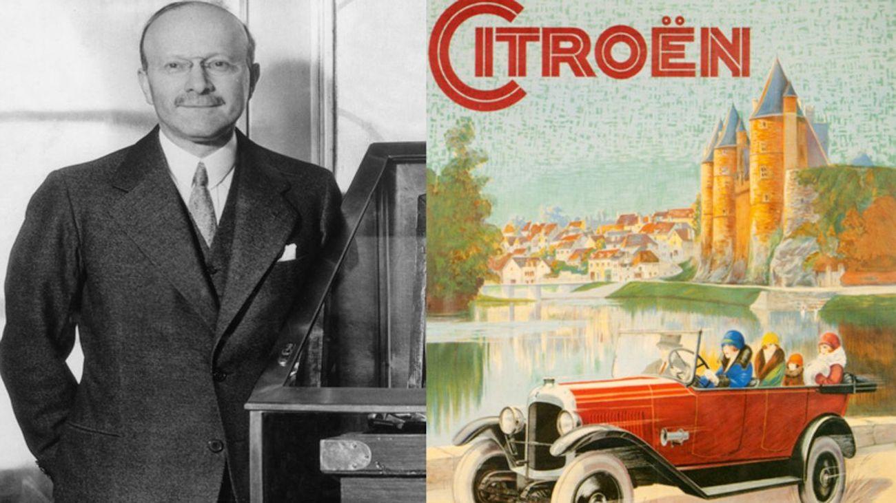 La « conspiration de Javel » ou la chute d'André Citroën