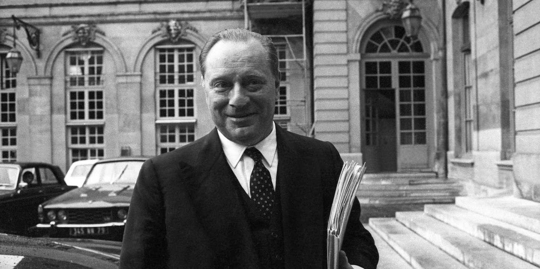 Ambroise Roux, le «parrain» du capitalisme français