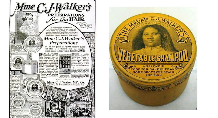 Web docu. Madame C.J. Walker, la fille d'esclaves devenue milliardaire