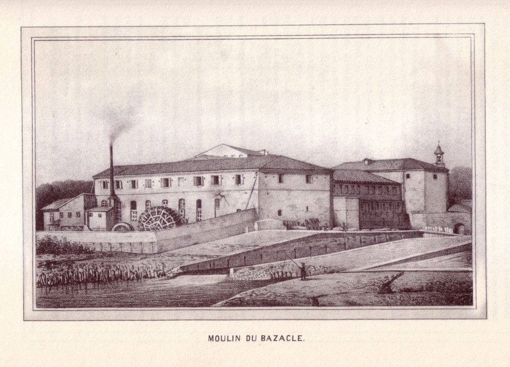 Les Moulins du Bazacle : la première société par actions de l'histoire
