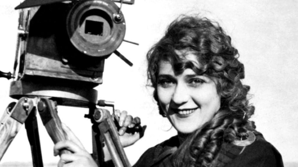 Alice Guy, la pionnière du cinéma